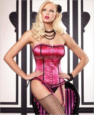 Вы просматриваете изображения у материала: Грешница  - салон эротической одежды