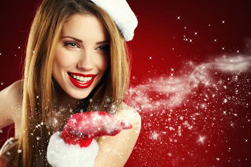 Holidays New Year wallpapers Christmas is coming 035238