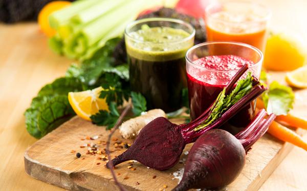 свекла и овощи для похудения