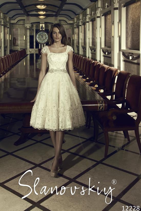Вы просматриваете изображения у материала: Slanovskiy (Слановски) - салон свадебной и вечерней моды