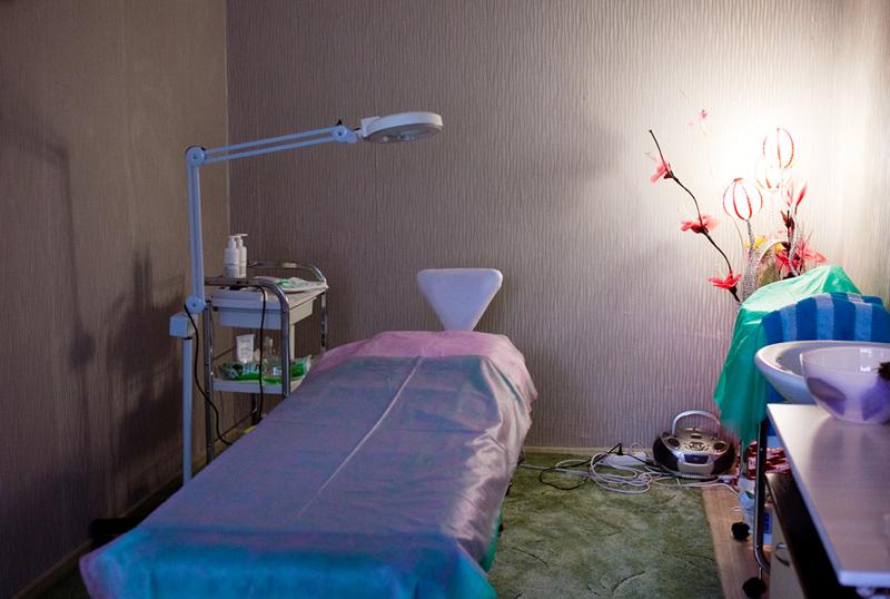 Вы просматриваете изображения у материала: Гарра Руфа - массажный салон
